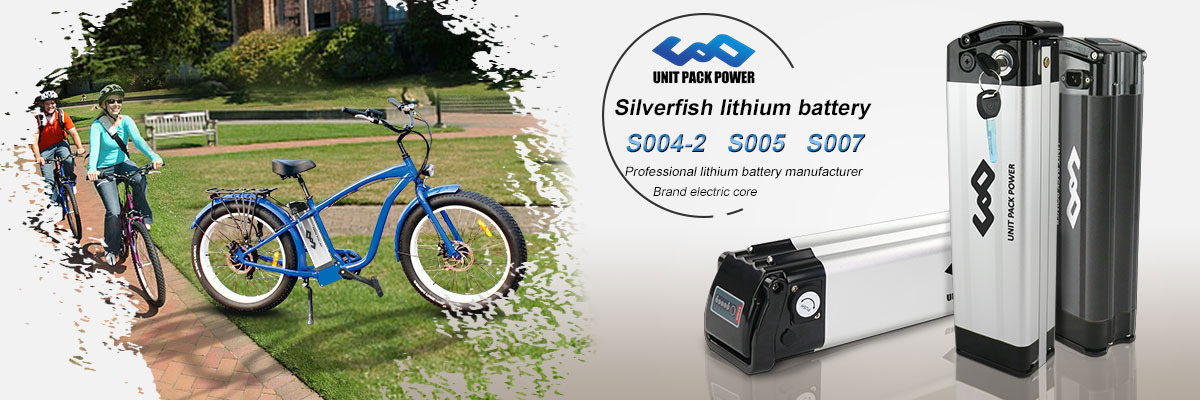 Hot selling  Sliverfish lithium battery  S004